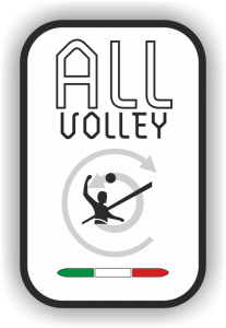 logo ALL VOLLEY ombra